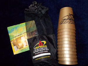 Speed Stacks- cup stacking--Brand new London Ontario image 2