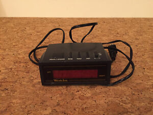 Reliable Alarm Clock Edmonton Edmonton Area image 1