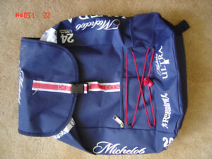 NEW~Michelob ULTRA Backpack~Holds 24 case cans