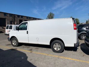2007CHEVY EXPRESS CARGO VAN 6L 8CYL SAFETY +2 YEARS WARRANTY 261