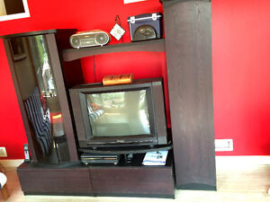 TV Entertainment Stand, Bookshelves & Computer Desk ~ Gananoque