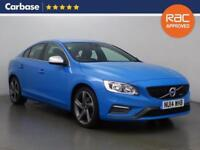 2014 VOLVO S60 D2 [115] R DESIGN 4dr Powershift
