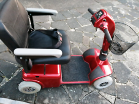 Mobility scooter in great condition comes with charger all lights