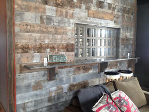 BARN WOOD reclaimed circa 1930s