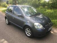 Toyota Yaris 1.3 VVT-i Colour Collection 12 MONTHS MOT + 1 PREVIOUS OWNER