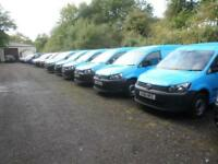 Volkswagen Caddy Maxi 1.6 TDI 102PS C20 Maxi 11 REG 76K DIRECT BRITISH GAS