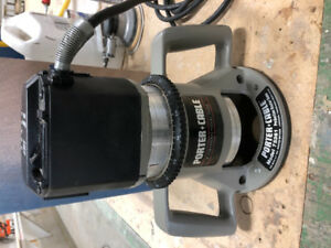 Porter Cable 3-1/4 HP Variable Speed Router