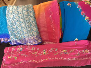 Women's Indian suits and sarees