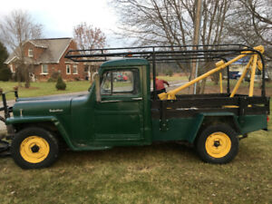 1960 Willy's Jeep pickup