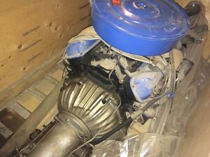 1964-1/2 Mustang 260 V8 + 3 speed transmission and drive shaft