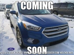 2017 Ford Escape SE  | Certified Pre-Owned | Clean Carfax |