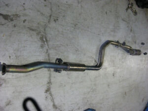 INTEGRA DC2 B18C TYPE R SUPER LIGHT WGT TITANIUM EXHAUST SYSTEM