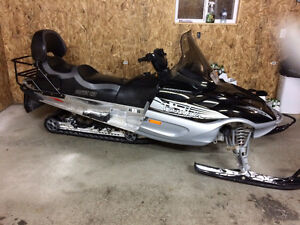 Arctic cat sled for sale