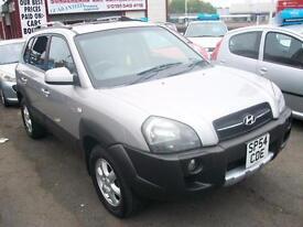 Hyundai Tucson 2.0CRTD CDX