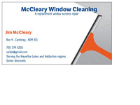 McCleary Window Cleaning