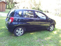 2010 Chevrolet Aveo 5 Hatchback