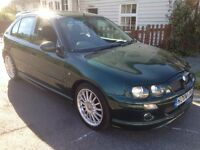 2004 mg zr 2.0 litre diesel one owner car