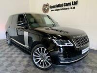 2018 Land Rover Range Rover 3.0 TDV6 VOGUE SE 5DR AUTOMATIC Estate Diesel Automa
