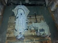 Transmission and Transfer Case for 2009 F250/350