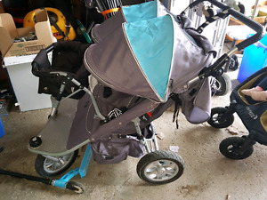 Valco tri mode duo with Joey seat