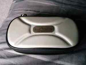 Psp with protective case and games plus movie.  Kitchener / Waterloo Kitchener Area image 1