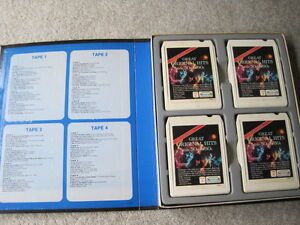 8 Track Collector's Edition Great Original Hits of 50s and 60s Windsor Region Ontario image 4