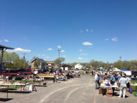 ALMONTE FLEA MARKET - OPEN EVERY SUNDAY IN OCTOBER