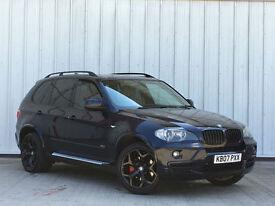 BMW X5 3.0d auto 2007MY SE M-SPORT SPEC PX SWAP FINANCE AVAILABLE