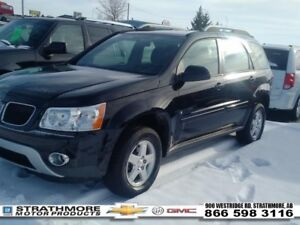 2007 Pontiac Torrent V6-Pwr Locks/Window-Low km