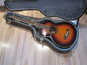 Fender Acoustic/Electric Bass - Thursday Only!