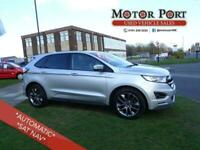 2018 Ford Edge 2.0 TDCi ST-Line Powershift AWD (s/s) 5dr SUV Diesel Automatic