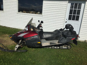 polaris iq cruser 2008 800 turbo