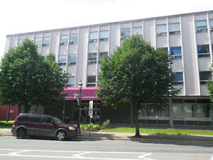 Small & large Office Suites available in Great Downtown Location