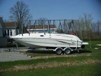 2003 Chaparral Sunesta 243 Deckboat
