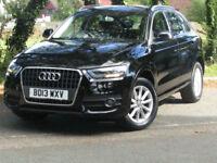 Audi Q3 2.0TDI SE**START/STOP**LOW MILES**FSH**SAT NAV**2 LADY OWNERS**