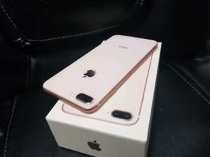 iPhone 8 plus 64 unlocked/ débloquer