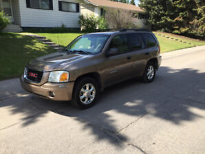 2003 GMC Envoy, Low KMs. A solid and reliable vehicle.