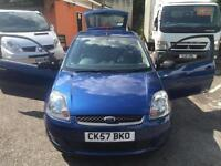 2007 57 Ford Fiesta 1.4TDCi Style Climate 3 DOOR / AIR-CON / £30 PER YEAR TAX
