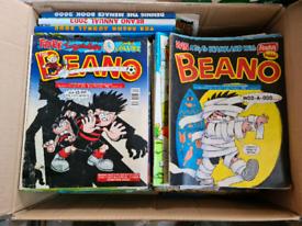 230+ Beano Comics