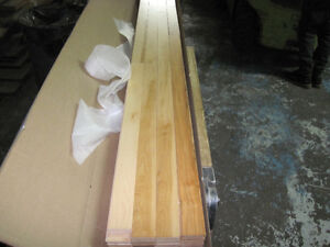 "SOLID MAPLE NATURAL 2 1/4"" BEAUTIFUL FLOORING West Island Greater Montréal image 2"