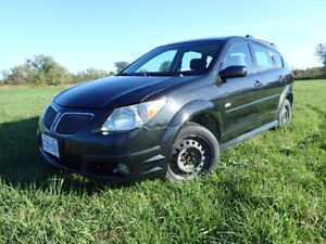 2006 Pontiac Vibe All Wheel drive
