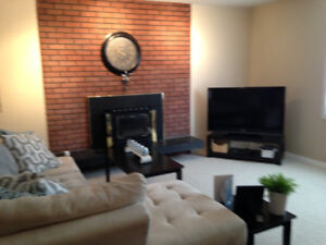 Bright Basement Suite in Sherwood Park - Move in Discount!