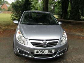 Vauxhall Corsa 1.2 Club**2 Owners** Genuine 58,000 Miles**New MOT**Air Con**5 Dr