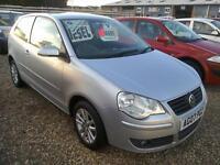 2007 Volkswagen Polo 1.4TDI Diesel 73K Silver £30 RFL 1Owner VGC
