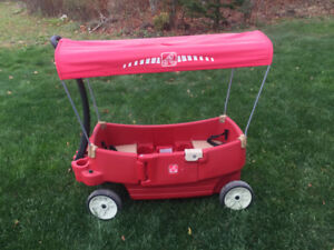 Step2 All around Canopy Wagon Toy Vehicle