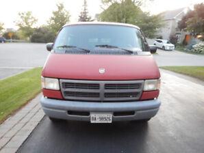 Dodge Work or campervan with 318 motor. 5.2L 159,000kms.  $2,600