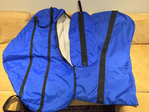 Tack Carry Bags: Saddle, Bridle and Garment Bags