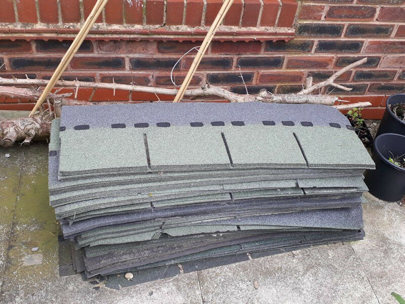 Bitumen Felt Roof Shingles For Sheds Etc In York