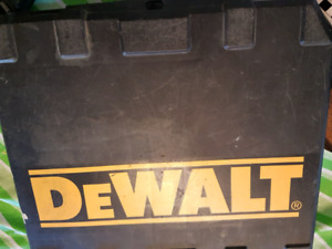 Dewalt Impact and Drill and Case