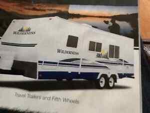 Wilderness travel trailer Comox / Courtenay / Cumberland Comox Valley Area image 1